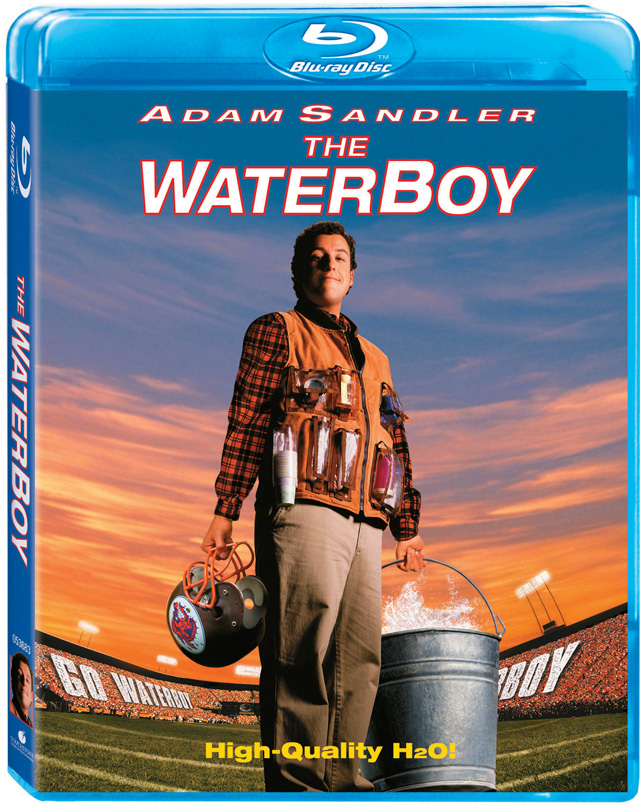 WaterboyBluray