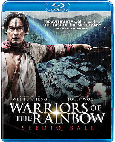 Warriors Of The Rainbow: Seediq Bale Blu-ray Review