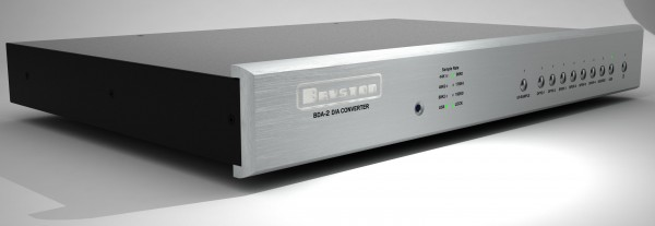 Bryston BDA-2 Digital-Analog Converter Front