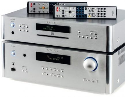 The Rotel RA 1570 Remote Control