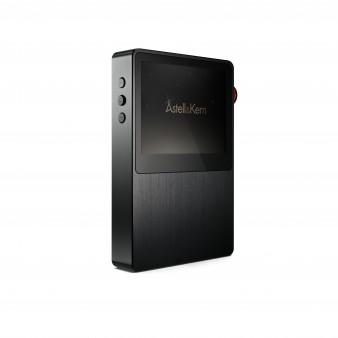 AK120 Digital Player Left Side Playback Controls