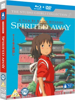 Spirited Away © 2001 Nibariki - GNDDTM