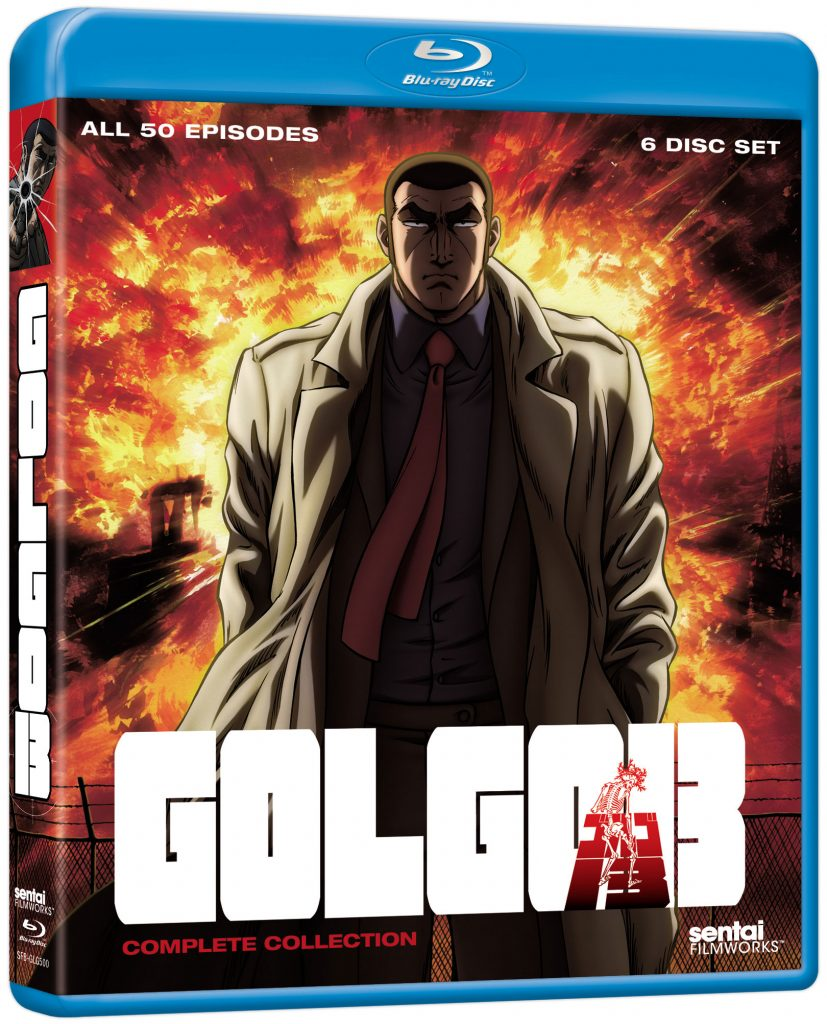 Golgo 13 Music: Golgo 13: Complete Collection Blu-ray Review