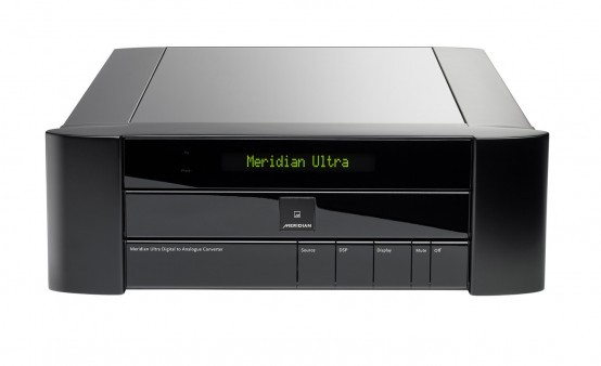 Meridian Audio Ultra DAC Front View